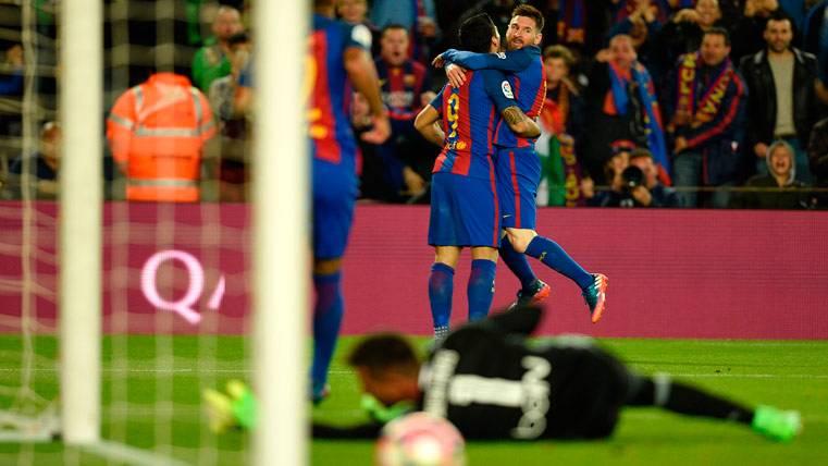 PICHICHI: Doblete de Bota de Oro de Messi para liderar al Barça