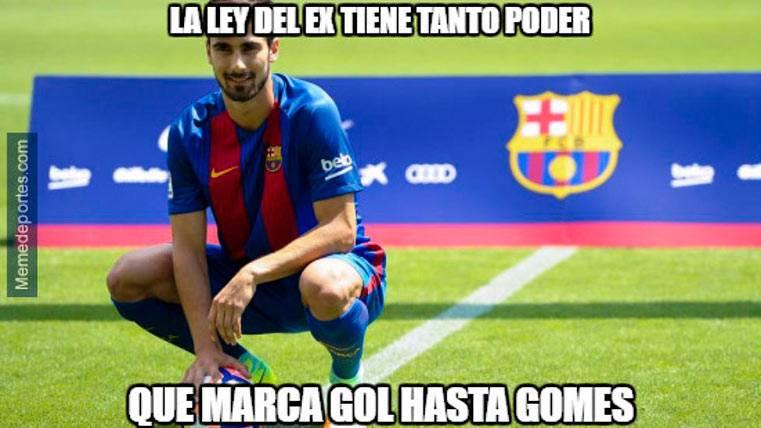 Este es el mejor meme del FC Barcelona-Valencia Cf