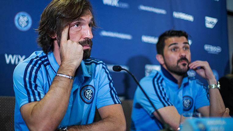 """Pirlo avisa: """"Esta Juve puede eliminar al FC Barcelona"""""""