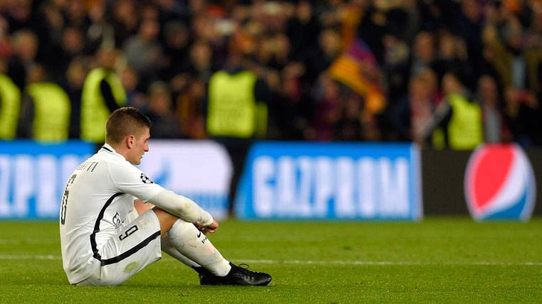 """Se avecina una """"guerra"""" Barcelona-Juventus por Verratti"""