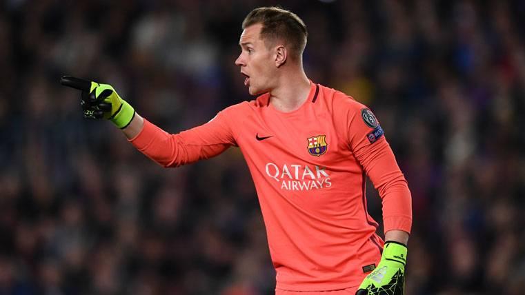 Loca petición: ¡Que Ter Stegen tire el próximo penalti del Barça!