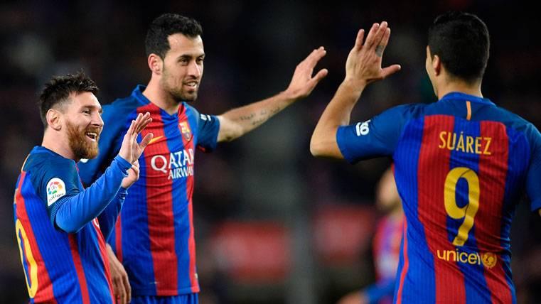 Busquets se postula como futuro entrenador del Barça