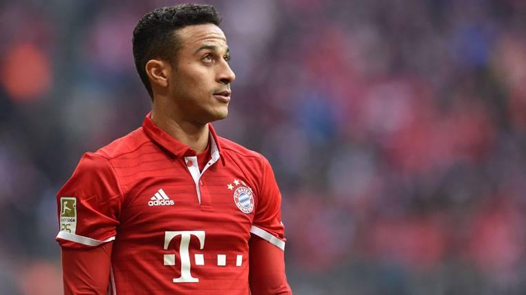 Thiago Alcántara ya ha decidido si volverá o no al Barça