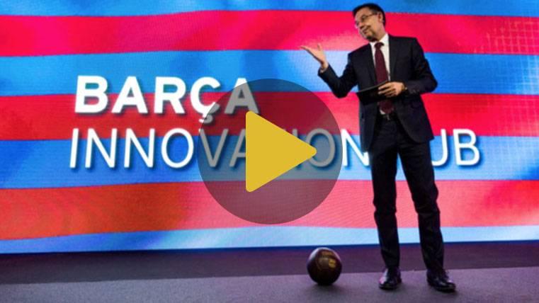 Así logrará ser el Barça una referencia tecnológica mundial