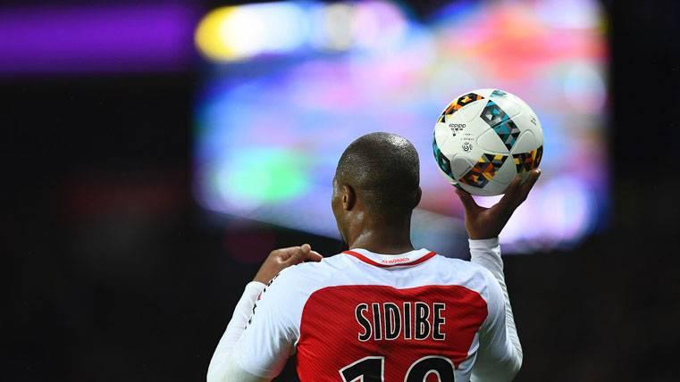 La única condición de Sidibé para fichar por el Barcelona