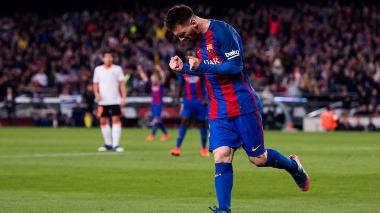 El Comité da marcha atrás y Messi cumplirá su sanción