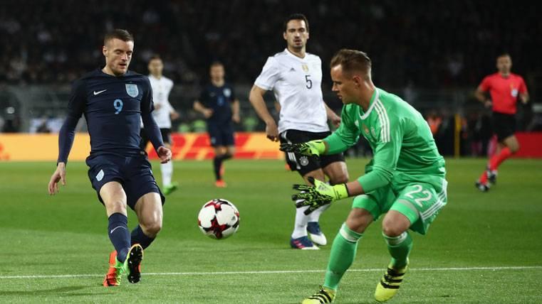 Ter Stegen estará con Alemania en la Copa Confederaciones
