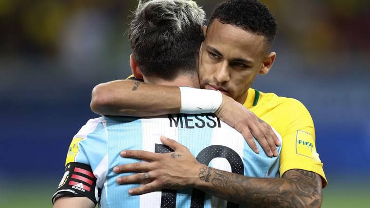 Así queda ahora la clasificación para el Mundial en Sudamérica