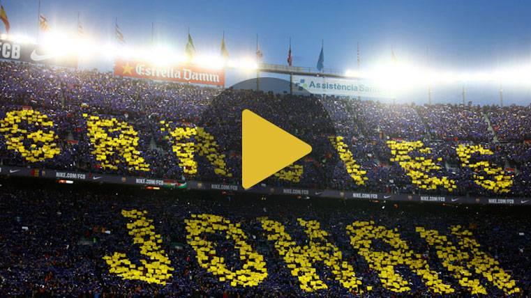 Medidas permanentes del Barça en memoria de Johan Cruyff