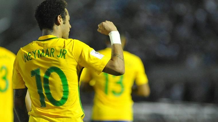 Brutales números que postulan a Neymar como Balón de Oro