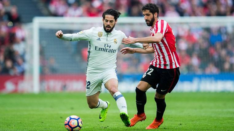 ¡Ofertón del Real Madrid a Isco para anular el interés del Barça!
