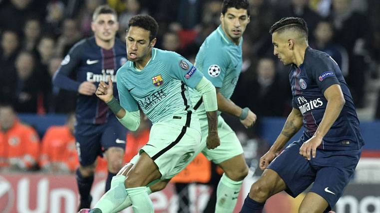 "Marquinhos, sobre Neymar: ""Mejor de compañero que rival"""