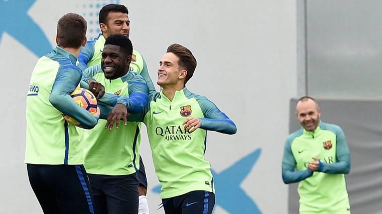 """Denis Suárez: """"Me gustaría jugar con Isco en el Barça"""""""