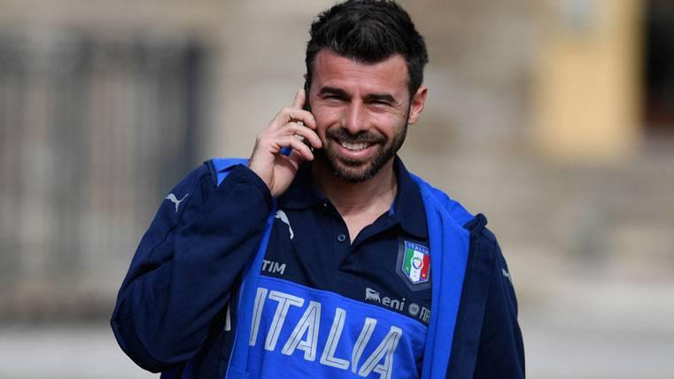 Un jugador de la Juventus siembra la polémica en Italia