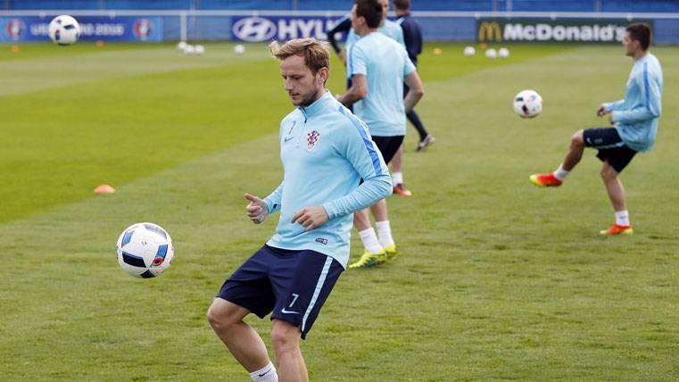OXÍGENO: Buena noticia para el FC Barcelona con Ivan Rakitic