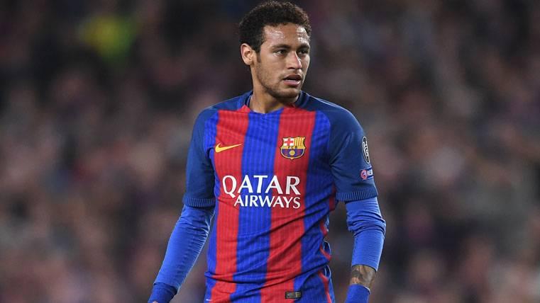 La mega-oferta que puede lanzar el United por Neymar Jr