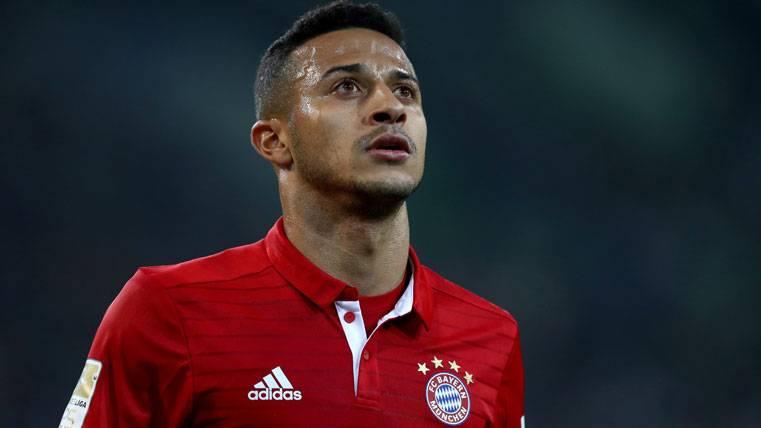 La cifra prohibitiva que pidió el Bayern al Barça por Thiago