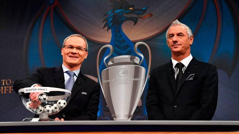 Cambios en el formato de la Champions a partir de 2021
