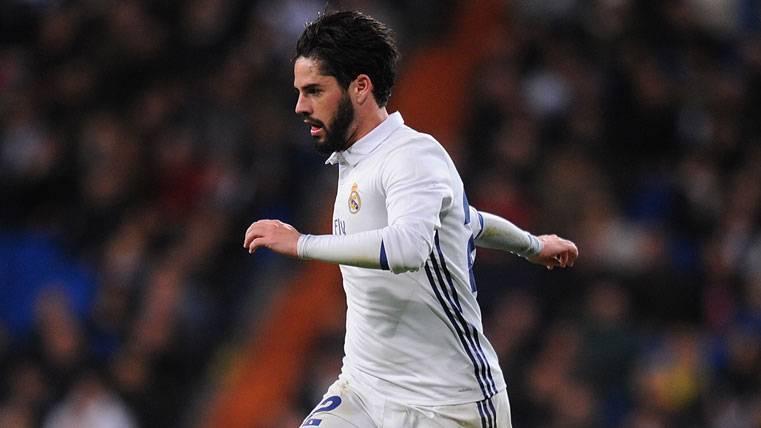 Desorbitada pretensión de Isco para renovar con el Real Madrid