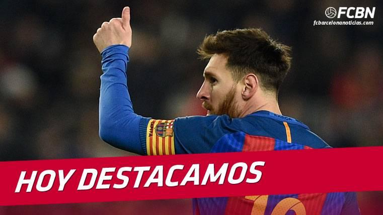 El falso rumor que pretende dañar la imagen de Messi