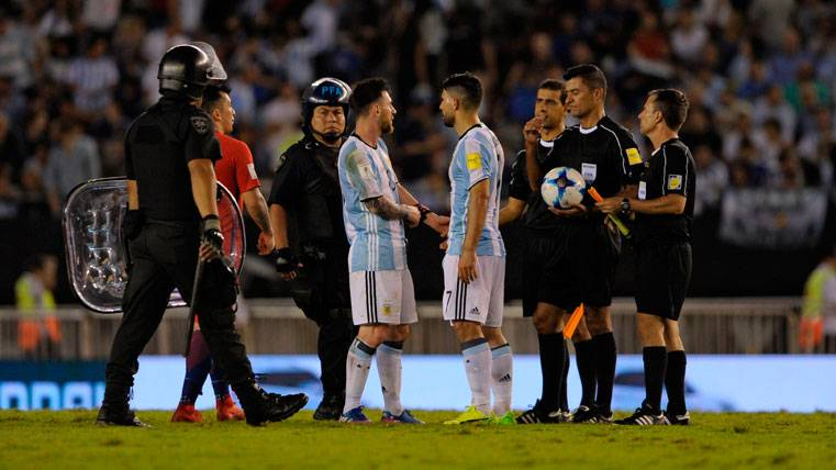 El abogado de Messi habla sobre la apelación de su sanción