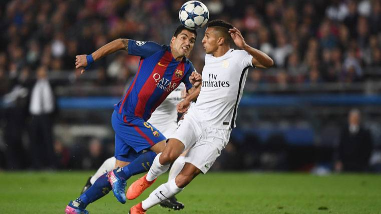 El Barça, tras un Marquinhos dispuesto a dejar el PSG