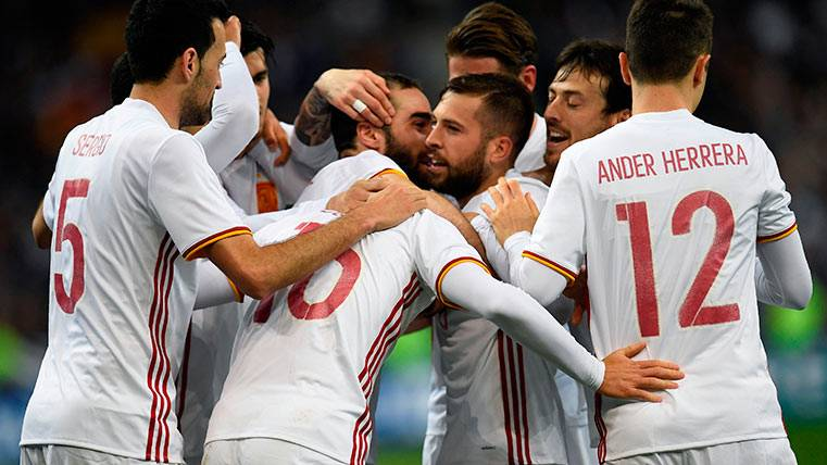España (y el VAR) salieron victoriosos de Francia