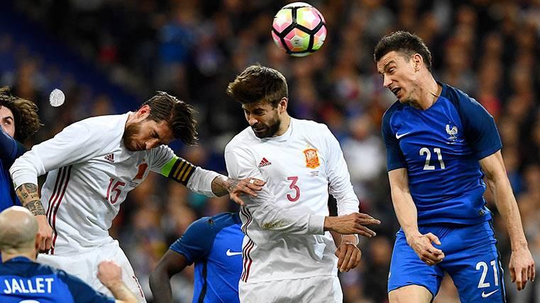 ¡Sergio Ramos no desmintió las acusaciones de Gerard Piqué!