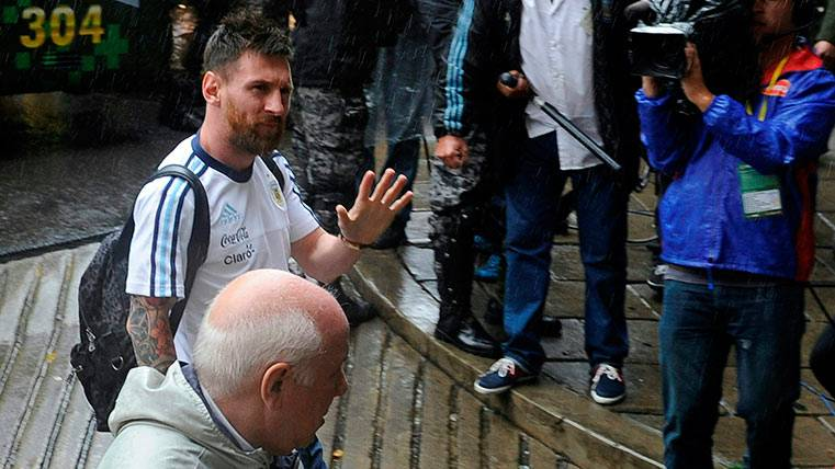 ESCÁNDALO: Así urdió la FIFA la trampa para sancionar a Messi