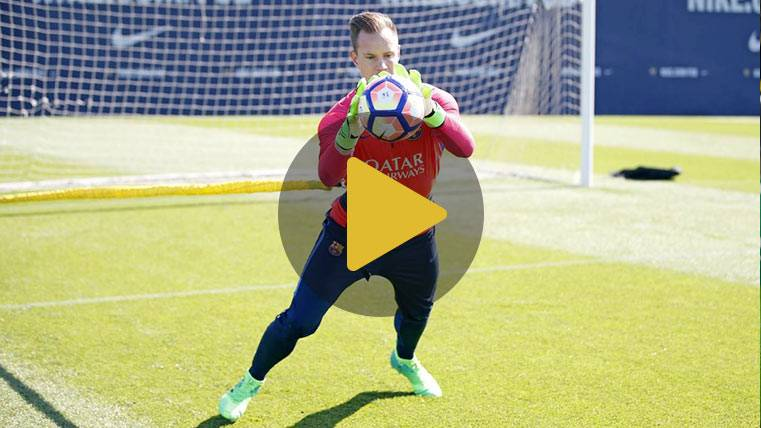 El Barça gana efectivos para preparar el duelo de Granada