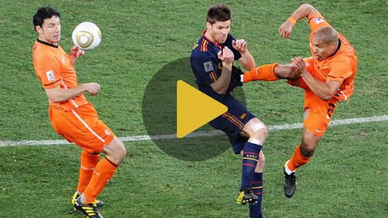 La FIFA queda retratada por este vídeo tras la sanción a Messi