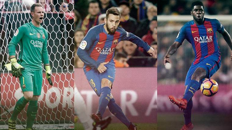 El 1x1 de los cracks del Barça en la segunda fecha del parón