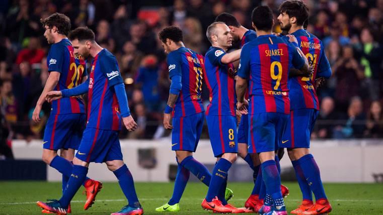 Nueve partidos del Barça para decidir Liga y Champions en abril