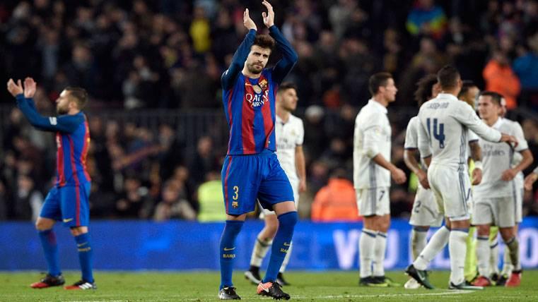 El Bernabéu se volcará contra Piqué en el Clásico Madrid-Barça