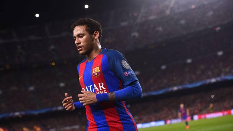 Neymar reveló el equipo donde le gustaría jugar si deja el Barça
