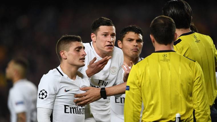 Draxler deja en ridículo a quienes critican la gesta del Barça-PSG
