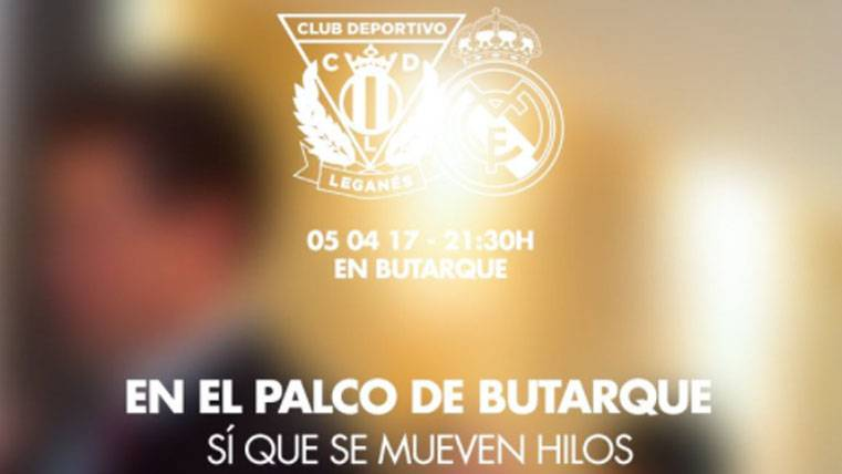 """Utilizan a Piqué para """"calentar"""" el Leganés-Real Madrid"""