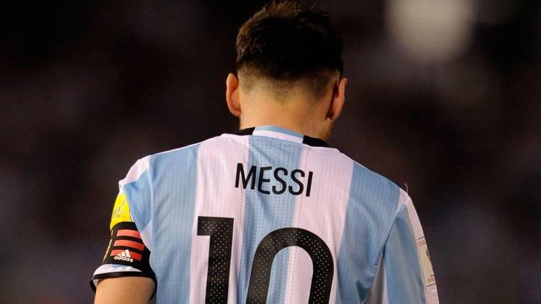 Leo Messi, ¿seguido por la Agencia Federal de Espionaje?