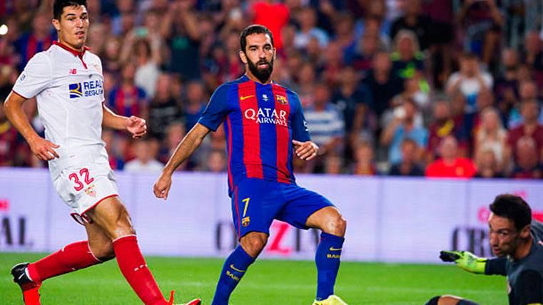 Arda Turan ya no es recuperable para el Barcelona