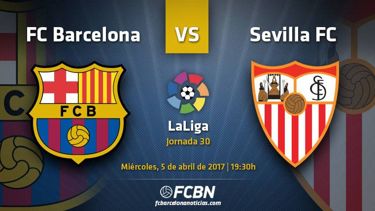 FC Barcelona-Sevilla: La Liga pasa por ganar a Sampaoli