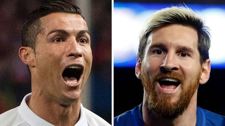 """La UEFA reabre el """"debate"""" sobre Cristiano y Leo Messi"""