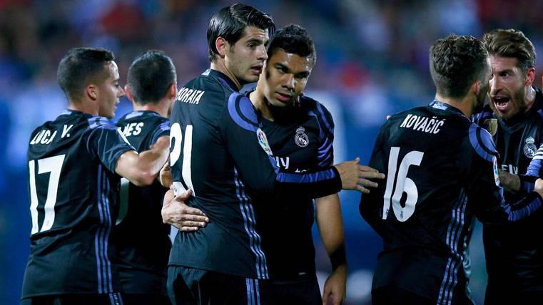 El Real Madrid se sacudió la presión pese al susto en Leganés