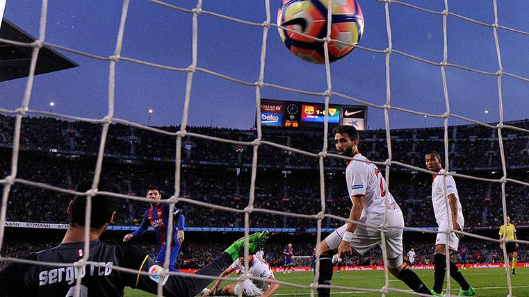 La espectacular cifra a la que llegó el Barça en casa y en Liga