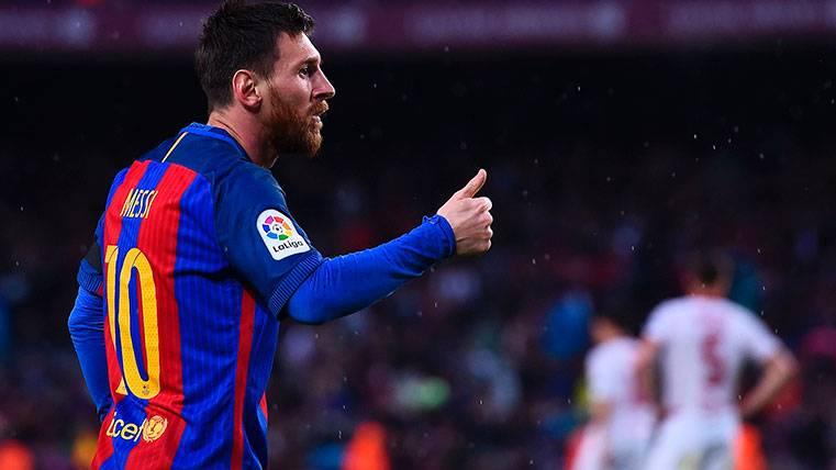 Nadie para a Leo Messi en su lucha por la Bota de Oro