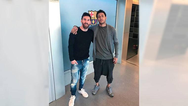 """""""Decían que con Messi no nos íbamos a llevar bien... el resto es historia"""""""