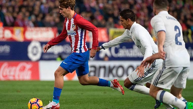 Ander Herrera cree que Griezmann es el sucesor de Messi