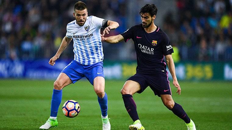 El dato que hunde más todavía a André Gomes en el Barça