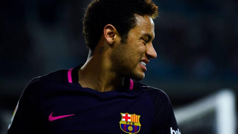 Ya hay fecha para la decisión sobre la sanción de Neymar