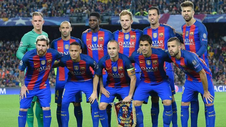 Cuidado, Barça: Sin Busquets y con tres apercibidos en Turín