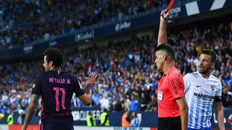 ¡Filtran que a Neymar Jr le caerán 3 partidos de sanción!